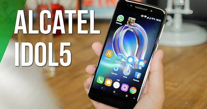 The new Alcatel Idol 5 is here